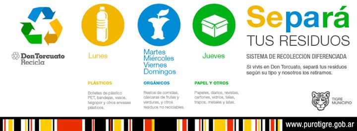 Recolección diferenciada de residuos - El Blog de ...