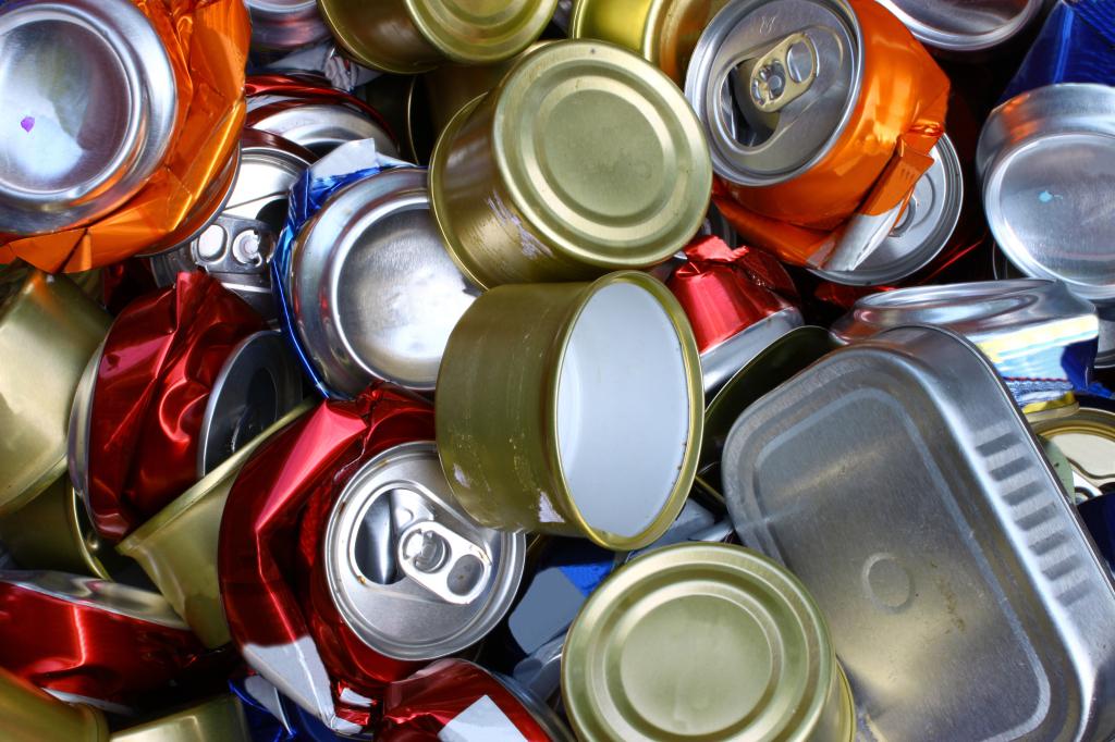 Metales - Donde Reciclo