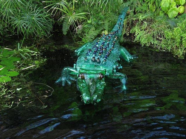 Ideas creativas para reciclar o reutilizar botellas de