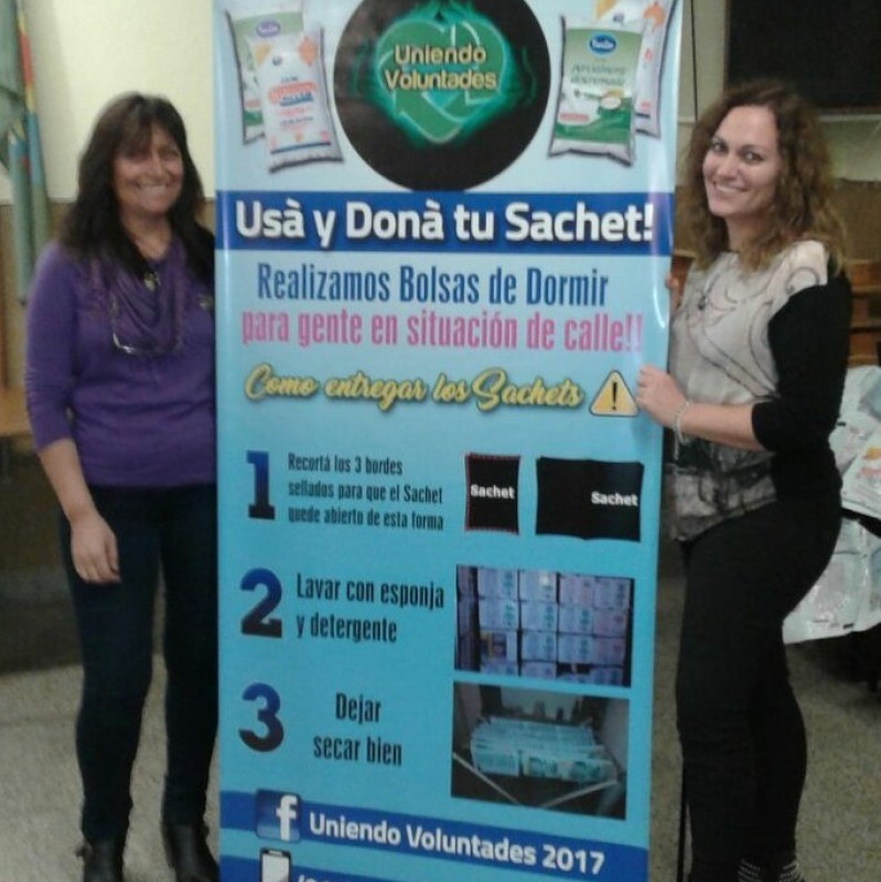 UNIENDO VOLUNTADES 2017